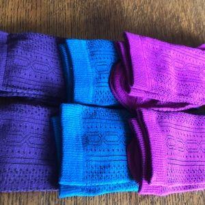Accessories - NWOT 6 pairs of socks.